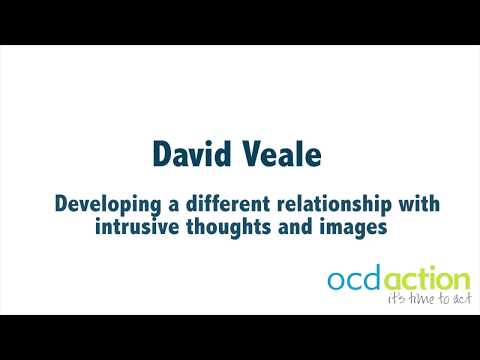 Developing A Different Relationship With Intrusive Thoughts And Images, OCD Action Conference 2018