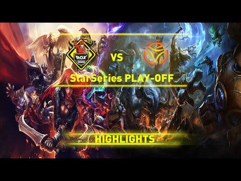 TORNADO ROX vs Solar Wind @StarSeries PLAY-OFF (Game 1)