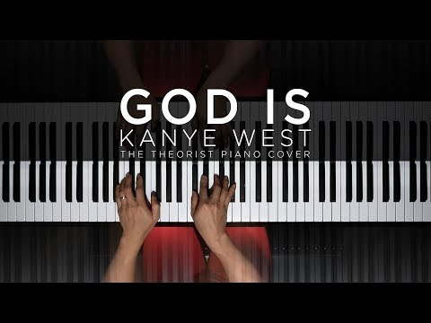 Kanye West - God Is | The Theorist Piano Cover