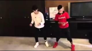 vuclip Erick Brian Colon y Dayron Pozo bailando Guachineo