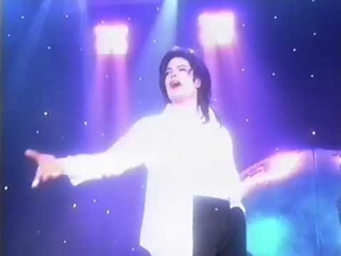 Michael Jackson - World Music Awards 1996 - Earth Song