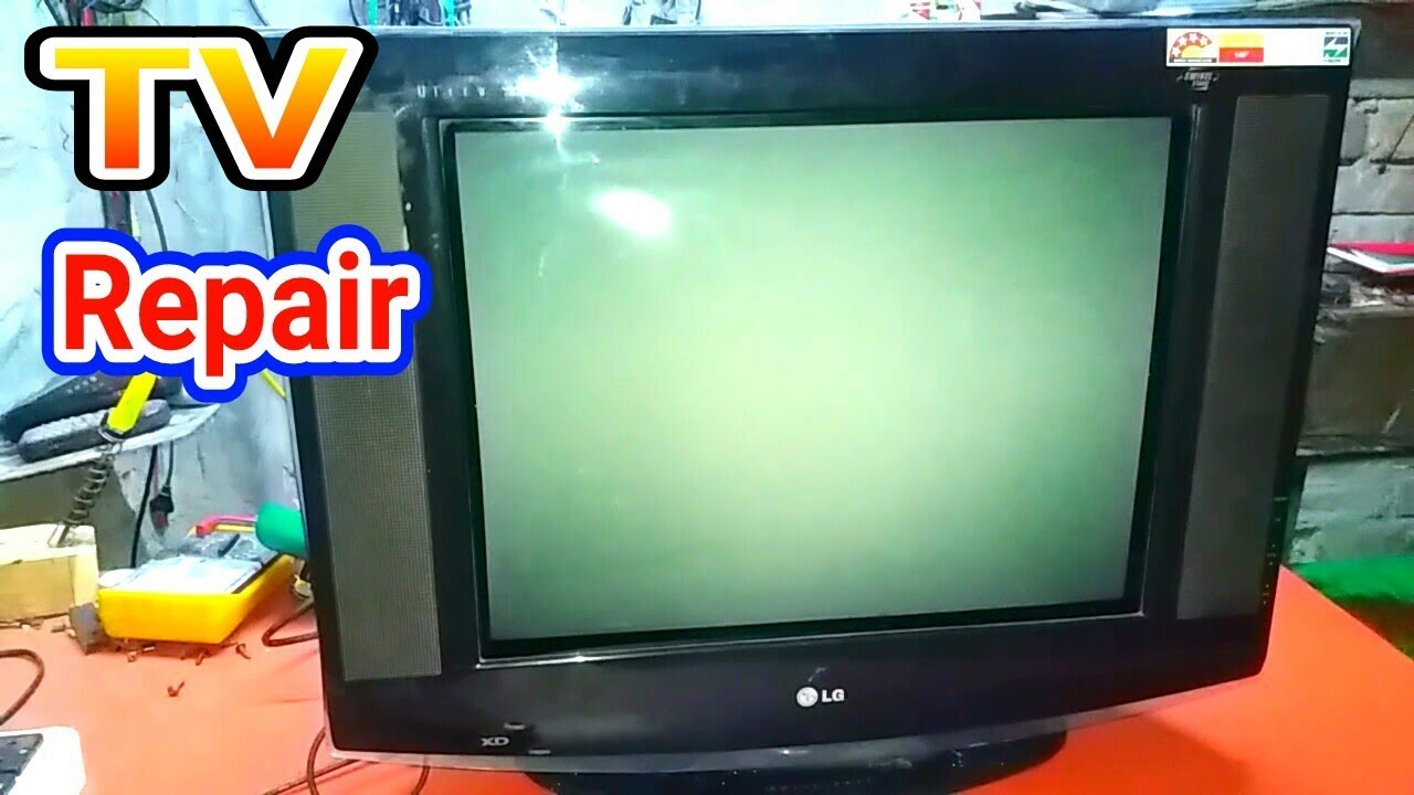 standby mode problem in LG Tv Fault Repair (part- 2)