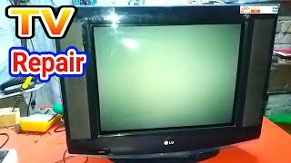 standby mode problem in LG Tv Fault Repair.(part- 2)