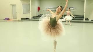 From the Archives // Sirui Liu as Sugar Plum Fairy // The Nutcracker