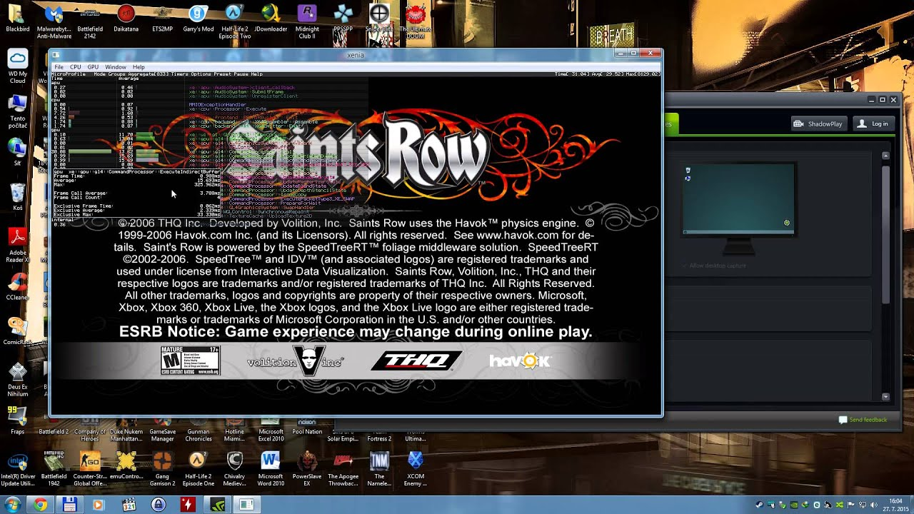 saints row 1 xbox 360 rom