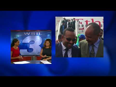 ETHIOPIA AND ERITREA ENTER ERA OF PEACE