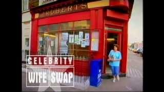 The Best Celebrity Wife Swap Ever!!! John McCririck and Edwina Currie FULL EPISODE!