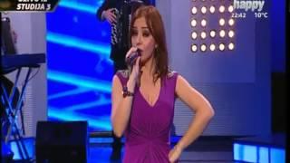 Natasa Djordjevic - Zaboravi broj - (Live) - Jedna zelja,jedna pesma - (TV Happy 2014)