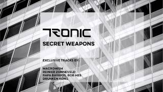 Reinier Zonneveld - Trackstomp (Original Mix) [Tronic]