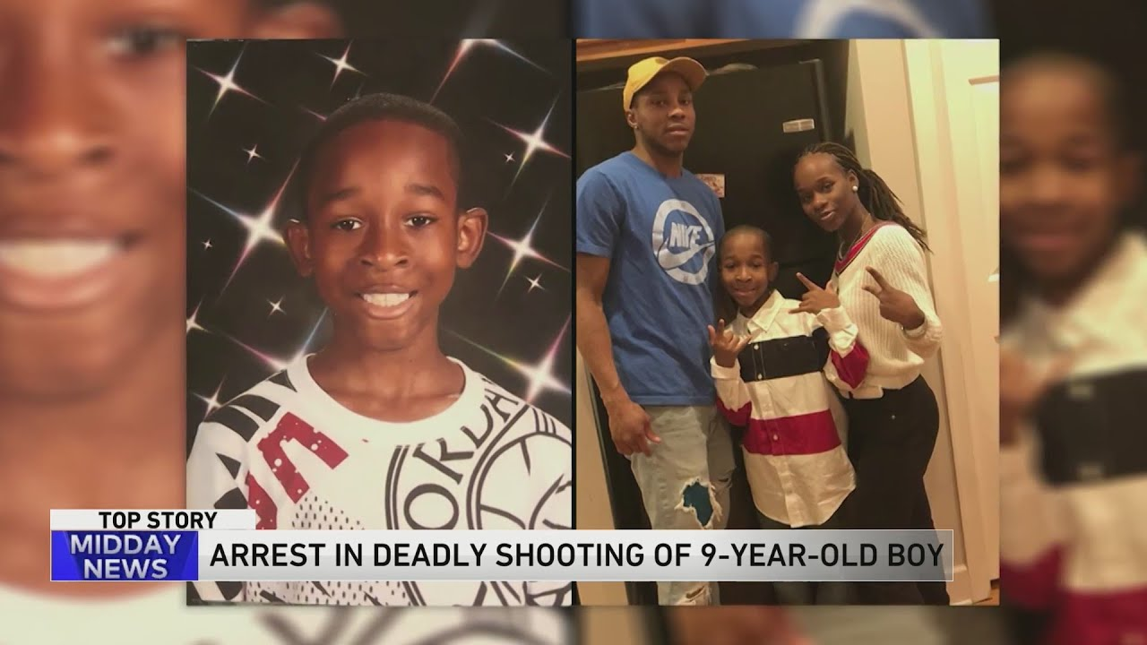 Suspect in custody in fatal shooting of 9-year-old Janari Ricks, Chicago police say
