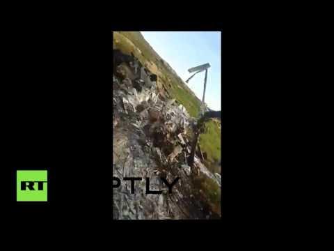 В Нагорном Карабахе сбит вертолет ВВС Азербайджана