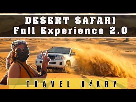 DUBAI DESERT SAFARI | Napa-mura sa inglesan.