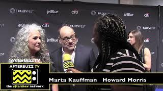 Marta Kauffman & Howard Morris l Grace and Frankie Paleyfest