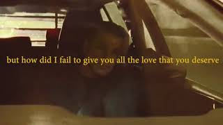 Untitled - Rex Orange County (Lyric) Video