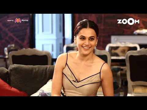 Taapsee Pannu On Open House With Renil | Full Episode