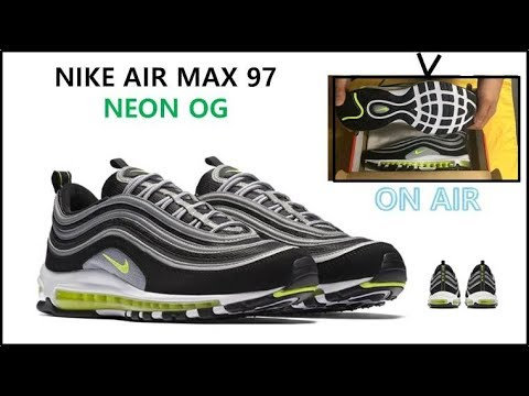 63ad284c538 맥스 97 아시아 리뷰-Nike Air Max 97 OG 'Black Volt' 'JAPAN' 'ASIA' True Reviews -  921826-004