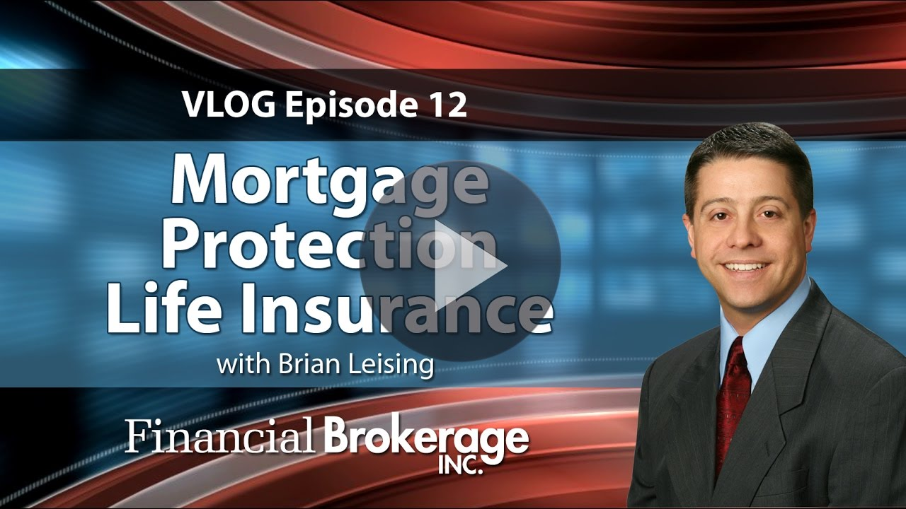 Sales Idea 12 - Mortgage Protection Life Insurance - YouTube