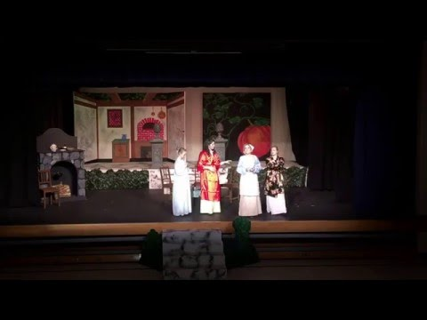 "Naches Valley Theatre dept - ""A Lovely Night- a clip from Cinderella"""