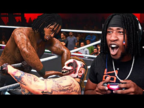 Entering The WWE ROYAL RUMBLE AT #1 And WINNING.... maybe - WWE 2K20
