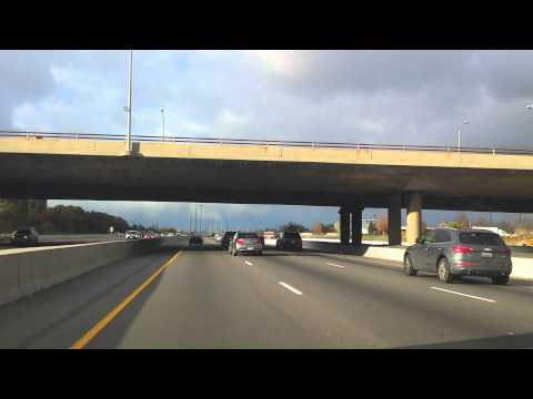 Mississauga to Toronto (Pearson International Airport)