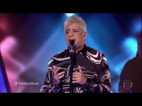 Lulu Santos canta 'Tudo Bem' nas Audições - 'The Voice Brasil' 5ª Temporada