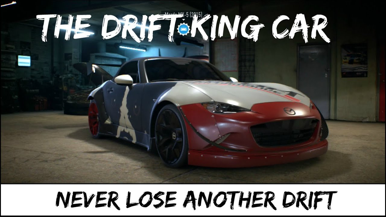 Need For Speed Best Drift Car Mazda Drift King Car