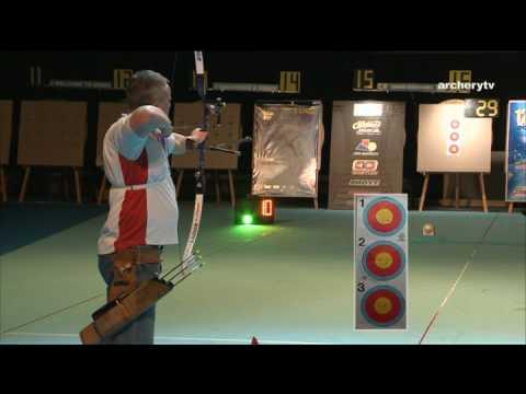 12th European Tournament of archery 2009 - Ind. Match #8