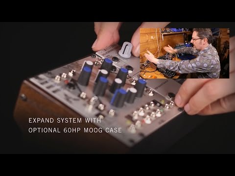 Molten Modular 04 - Choosing a Eurorack case and Power Suppl