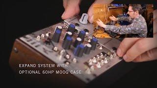 Molten Modular 04 - Choosing a Eurorack case and Power Supply