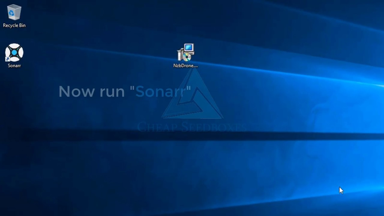 SETTING UP SONARR WITH RUTORRENT SEEDBOX - Seedbox Discussion and