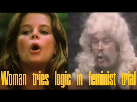 This 70's porno shows how feminists research looks like in trials