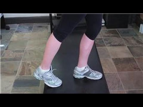 Stretches for Athletes : Stretches to Help Ankle Tendonitis