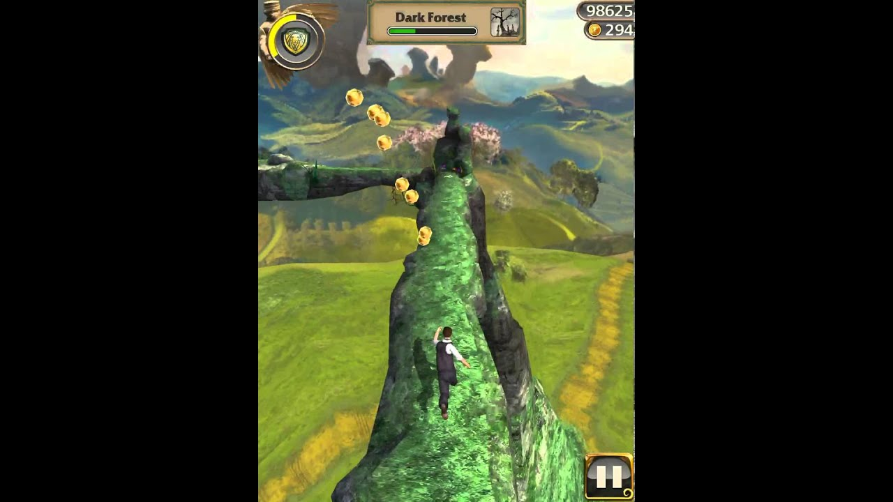 The New Temple Run Oz is the Same as the Old Temple Run
