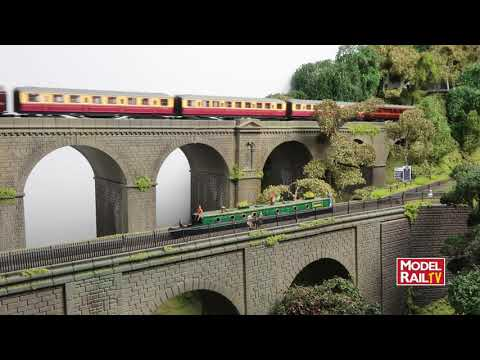 Model Rail magazine layout - Chirk