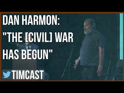 DAN HARMON SAYS ONE THIRD OF THE U.S. ARE NAZIS