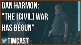 DAN HARMON SAYS ONE THIRD OF THE U.S. ARE NAZIS