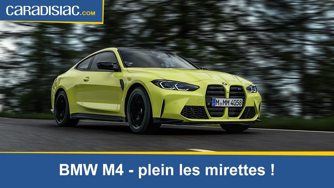 Présentation - BMW M4