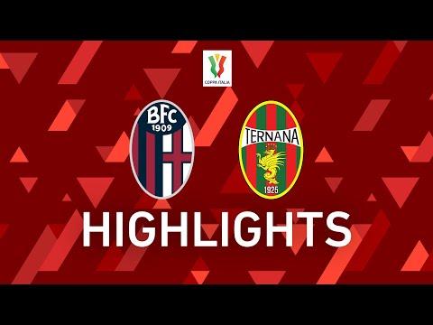 Bologna Ternana Goals And Highlights