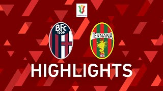 Bologna 4 5 Ternana Ternana Emerge Victorious Despite Bologna Comeback Coppa Italia 2021 22