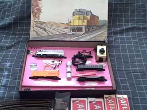 1964 TYCO HO Train Set T6421B Pacemaker West used