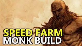 ♥ Speed Farm Monk Build - Death's Breath, Legendary Items & Greater Rift Keys (Diablo 3 Gameplay)