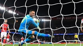 Wenger hails Ospina after PSG draw