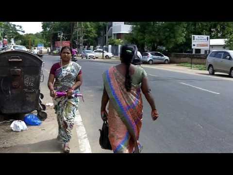 Tiruchirappalli, Tamil Nadu just walking