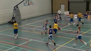 14 october 2017 Rivertrotters M22 vs Oegstgeest M22 40-61 4th period