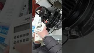 모나크 청소기 미세먼지 배출량 측정