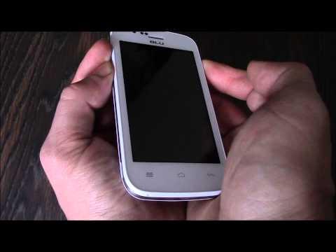 How To Hard Reset A BLU Advance 4.0 Smartphone