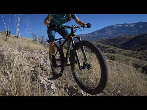The History of Mountain Bike Wheel Size