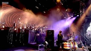 Glastonbury 2014- The Black Keys- Gold on a Ceiling