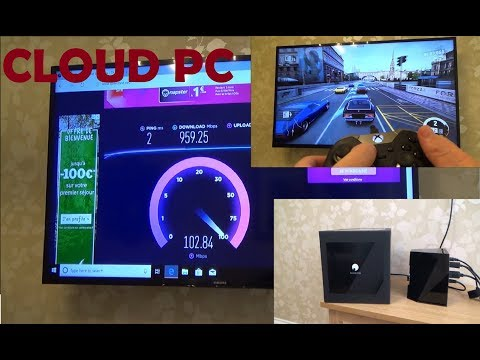 Blade Shadow Cloud PC. Is this the Future of Gaming & Computing?