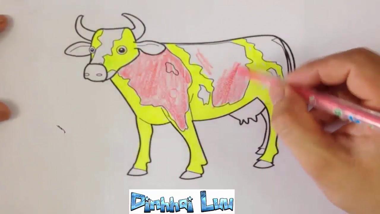 Comment dessiner des vaches pages de coloration fruit kids - Dessiner un fruit ...